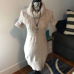 Ann Taylor Loft sweater Dress